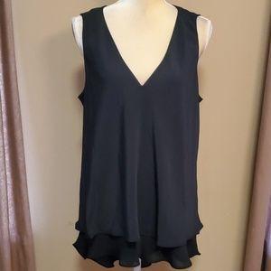 Lauren Ralph Lauren layered top size XL